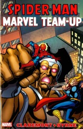 Marvel Team-Up (1972) -INT- Spider-Man: Marvel Team Up by Claremont & Byrne