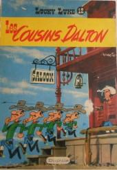 Lucky Luke -12a58- Les cousins Dalton
