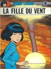 Yoko Tsuno -9a84- La fille du vent
