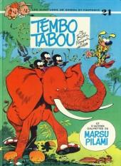 Spirou et Fantasio -24c85- Tembo Tabou