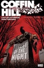 Coffin Hill (2013) -INT01- Forest of the Night