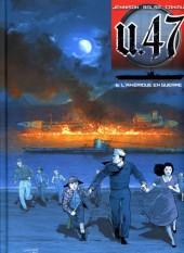 U.47 -6EL- L'Amérique en guerre