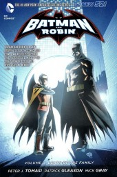 Batman and Robin (2011) -INT03a- Death of the family