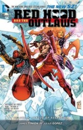 Red Hood and the Outlaws (2011) -INT04- League of assassins