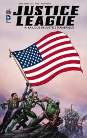Justice League (DC Renaissance) -4- La Ligue de Justice d'Amérique