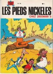 Les pieds Nickelés (3e série) (1946-1988) -76b- Les Pieds Nickelés chez Zigomar ii