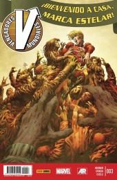 Vengadores Mundiales -3- Imperio I.M.A. Parte 4