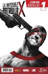 La imposible Patrulla-X -25- ¡La Confesión De Cíclope! La Imposible Patrulla-X Contra S.H.I.E.L.D. Parte 1