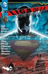 Liga de la Justicia de América: Números Únicos - Batman Origen: Liga de la Justicia