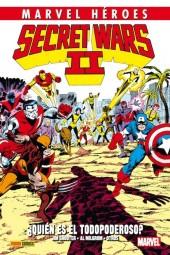 Marvel Héroes -53- Secret Wars II: ¿Quién es el Todopoderoso?