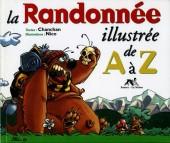 Illustré (Le Petit) (La Sirène / Soleil Productions / Elcy) - La Randonnée illustrée de A à Z