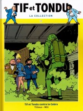 Tif et Tondu - La collection (Hachette)  -17- Tif et Tondu contre le Cobra