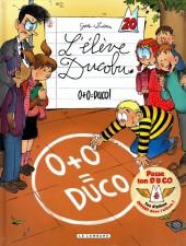 L'Élève Ducobu -20- 0+0=Duco!