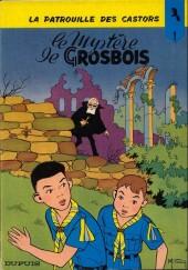 La patrouille des Castors -1c80- Le mystère de Grosbois