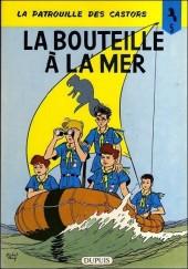 La patrouille des Castors -5c- La bouteille à la mer