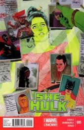She-Hulk (2014) -5- Blue