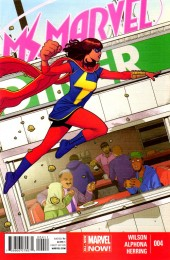 Ms. Marvel (Marvel comics - 2014) -4- Past Curfew Part Four of Five