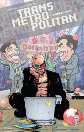 Transmetropolitan (Urban Comics) -2- Année deux