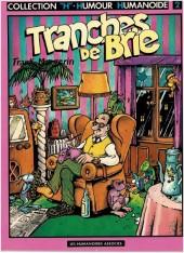 Frank Margerin présente -2b1981- Tranches de Brie
