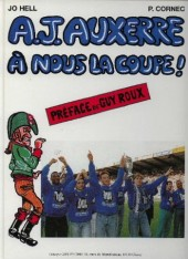 A.J. Auxerre à nous la coupe - Tome 1