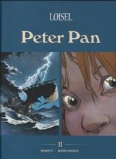 Peter Pan (Loisel) -INTFL2- Tempête/Mains Rouges