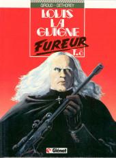 Louis la Guigne -8- Fureur