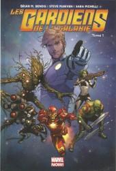 Les gardiens de la Galaxie (Marvel Now!) -1- Cosmic Avengers