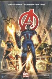 Avengers (Marvel Now!) -1- Le Monde des Avengers