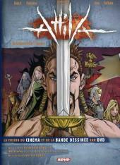 Attila - Attila - Un Barbare défie l'Empire