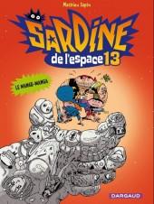 Sardine de l'espace (Dargaud) -13- Le mange-manga