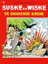 Suske en Wiske -237- De snikkende sirene
