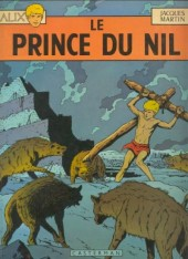 Alix -11a1980- Le prince du Nil