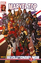 Marvel Top (Marvel France 2e série) -14- Revolutionary war (1/2)