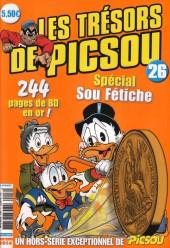 Picsou Magazine Hors-Série -26- Les trésors de Picsou - Special Sou Fétiche