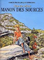 L'eau des collines -2- Manon des sources