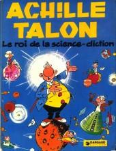 Achille Talon -10b76- Le roi de la science-diction