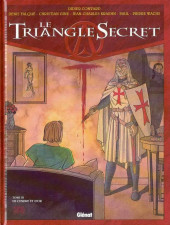 Le triangle Secret -3- De cendre et d'or
