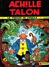 Achille Talon -16a81- Achille Talon et le trésor de Virgule