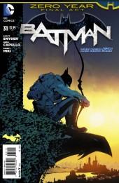 Batman (2011) -31- Zero Year: Savage City, Part Two