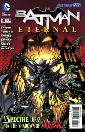 Batman Eternal (2014)  -6- The denied