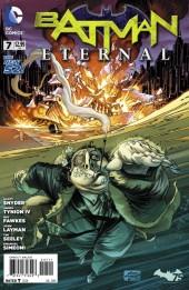 Batman Eternal (2014)  -7- Issue 7