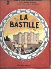 Monuments historiques en BD -5- La Bastille