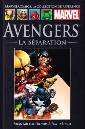 Marvel Comics - La collection (Hachette) -935- Avengers - La Séparation