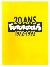 (DOC) Futuropolis - 20 ans Futuropolis 1972-1992