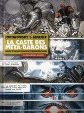 La caste des Méta-Barons -INT4- Aghora, le Père-Mère & Sans-Nom, le dernier Méta-Baron