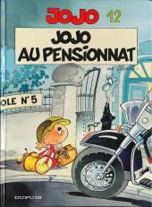Jojo (Geerts) -12- Jojo au pensionnat