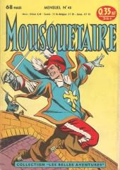Mousquetaire -40- L'Épée des braves (2)