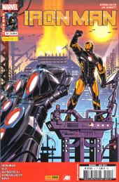 Iron Man (Marvel France - 2013) -121/2- Iron Metropolitan