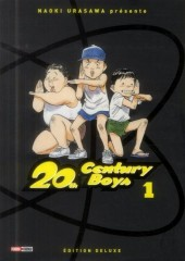 20th Century Boys - Deluxe -1- Tome 1