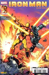 Iron Man Hors-Série -4- Hommes de fer